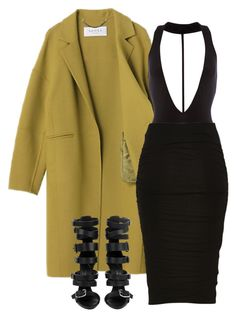 """untitled"" by sphynxxx ❤ liked on Polyvore featuring Giuseppe Zanotti"