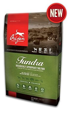 Orijen Tundra 44lb Wholeprey Grainfree Dog Food * Details can be found by clicking on the image. #PetFood