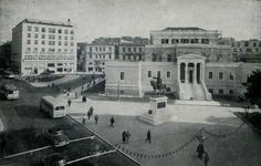 Greece Pictures, Old Pictures, Old Photos, Athens Greece, Old City, Mansions, Country, Architecture, House Styles
