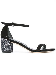 STUART WEITZMAN Ankle Length Sandals. #stuartweitzman #shoes #sandals