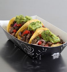 Carne Asada Tacos from the Border Grill Food Truck
