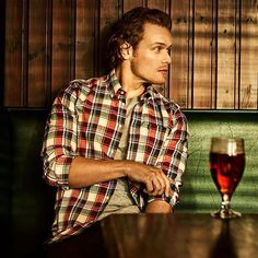 """""""Mi piace"""": 244, commenti: 1 - Outlander Italy (@outlanderitaly) su Instagram: """"Sam Heughan for Barbour Shirt Department #samheughan #outlander #barbour #gq"""""""