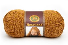 Image result for heartland bronze yarn