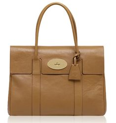 1c82680a876 Mulberry Bag Reference Guide   Spotted Fashion Work Handbag, Mulberry Bag,  Fudge, Leather