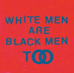 Young Fathers - 'White Men Are Black Men Too'