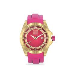 Yess.com - Relojes RELOJ MUJER DEPORTIVO BISEL COLOR ROSA e692eddd23a2