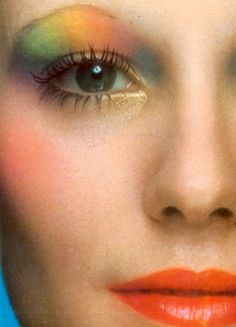 "vintagefashionandbeauty: """"Vogue, 1971 "" """
