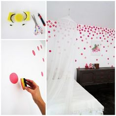16 Low-Cost Ways To Decorate Your Kid's Room - 16 Low-Cost Ways To Decorate Your Kid's Room La mejor imagen sobre healthy desserts para tu gusto - Nursery Decor, Wall Decor, Room Decor, Nautical Nursery, Nursery Design, Small Table And Chairs, Cute Diy Projects, Common Room, Kids Room Design
