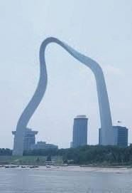 you know its hot in St. Louis when this happens