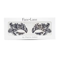 Face Lace - Burlesque Pattern