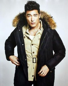 Daniel Henney for Pespow 2014