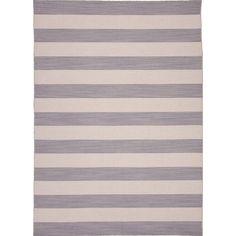 Jaipur Rugs Pura Vida Gray Stripe Rug | Wayfair