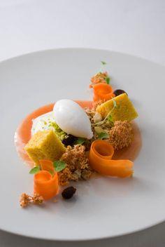 "Karottenkuchen à la ""Winter Jack"" // pretty carrot scrolls"