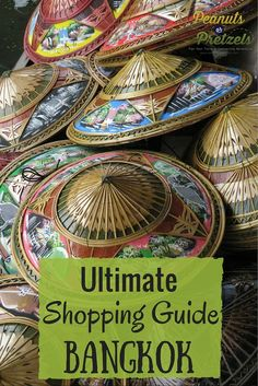 Ultimate Guide to Shopping in Bangkok - Peanuts or Pretzels
