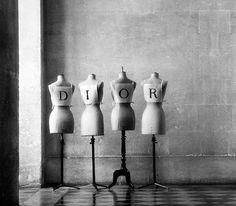 Dior Manequins