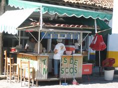 Puerto Vallarta taco stand. Maybe they cater!?!?!!?