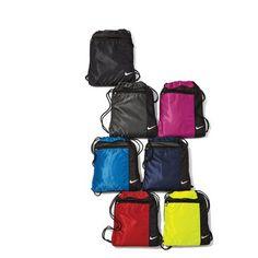 Nike Golf Cinch Sack Backpack w  Drawcord Closure.  drawstringbag  nike   justdoit a5495faa35