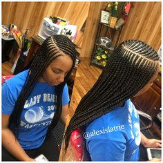 43 Cool Blonde Box Braids Hairstyles to Try - Hairstyles Trends Box Braids Hairstyles, French Braid Hairstyles, Try On Hairstyles, My Hairstyle, Feed In Ponytail, Feed In Braid, Braided Ponytail, Blonde Box Braids, Black Girl Braids