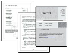 Proposal Pack Fashion   Proposal Quotes And Proposals