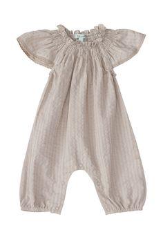 Mini A Ture Baby Girl Ash Romper – willo-shop