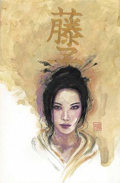 Kabuki by David Mack