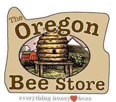 OREGON BEE STORE, raw honey, candles and more. Eagle Point, Oregon (O / USA)