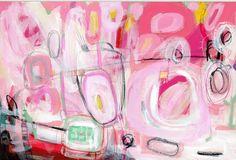Pintura- Acrílico sobre plancha de MDF. 2015 Ariana Macedo Domínguez