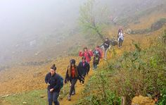 Sapa trekking tour 4 days
