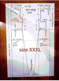 Dress Sewing Patterns, Clothing Patterns, Blouse Patterns, Pattern Drafting Tutorials, Sewing Tutorials, Sewing Basics, Sewing Hacks, Soutache Pattern, Tailoring Training
