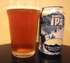 Can you resist Tempter IPA from Telluride Brewery? See Jim's review to find out whether you should get high to brew.
