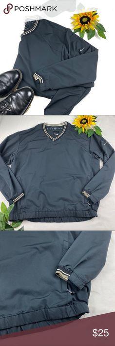 Men/'s Under Armour Loose Dr Pepper rain jacket wind breaker Black//Grey Medium