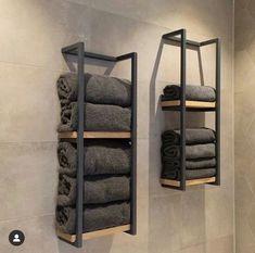 Bathroom Design Luxury, Bathroom Design Small, Home Interior Design, Industrial Bedroom Design, Grey Bedroom Design, Washroom Design, Modern Bathroom Tile, Small Room Design, Interior Decorating Styles