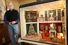 From JSO  Photo Gallery:  At home with Ray Whitledge and Scott Burgess