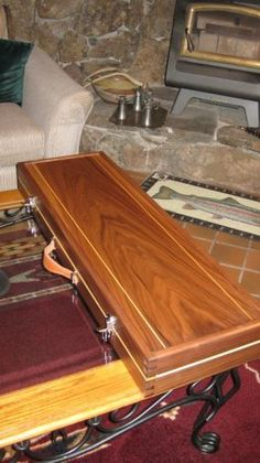 Fly Rod Case - Reader's Gallery - Fine Woodworking