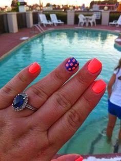trendy nail Art ideas for summer 2015 | Nails Art Blog