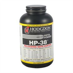 Hp38 Smokeless Powder Hp38 Smokeless Powder 1lb Review Buy Now