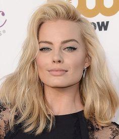 Margot Robbie Hair Style