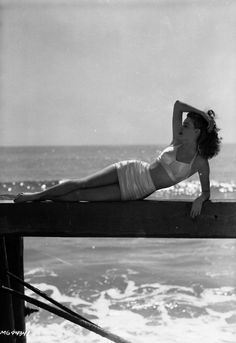Ava Gardner, my favorite photo ever