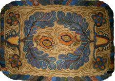 blue, design by Woolley Fox (Barbara Carroll)