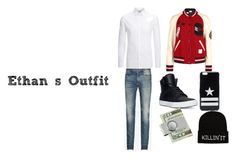 """""""Graysons outfit"""" by allyssa-the-castaway on Polyvore featuring Joseph, Coach 1941, Maison Margiela, Supra, Givenchy and American Coin Treasures"""
