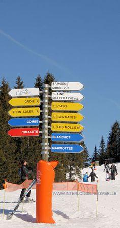 Le Grand Massif: GRAND MASSIF LES CARROZ FLAINE MORILLON SAMOENS INTERLODGE