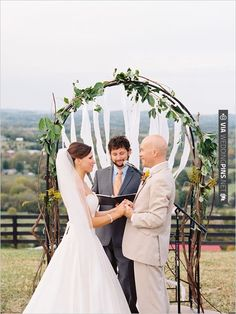 wedding ceremony | CHECK OUT MORE IDEAS AT WEDDINGPINS.NET | #weddings