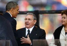 Bruno Braga: Obama vem para salvar Castro.