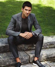 Stroke of Pluck - Novak Djokovic | Haute Living