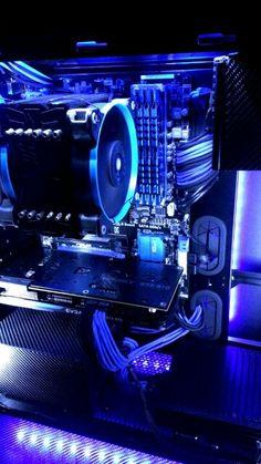 Corsair 450D gaming rig