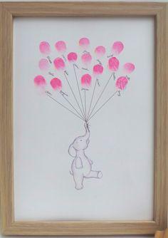 For little baby girl for her room