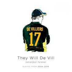 AB De Villiers retired from Cricket Cricket Books, Cricket Poster, Cricket Quotes, India Cricket Team, Cricket Sport, Live Cricket, Ab De Villiers Batting, Ab De Villiers Ipl, Ab De Villiers Photo
