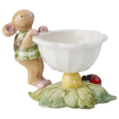 Buy Villeroy and Boch Boy Bunny Egg Cup, Multi Online at johnlewis.com