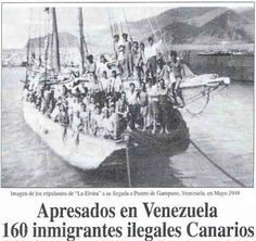 Inmigración canaria en Venezuela, una relación de siglos