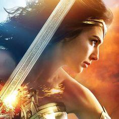 この年(2017年)の映画界の話題をさらい大ヒットした『ワンダーウーマン』(Wonder Woman)。 人気のすごさとアカデミー… Dc Comics, Wander Woman, Gal Gadot Wonder Woman, Marvel, Hero, Movie Posters, Films, Woman, Wonder Woman